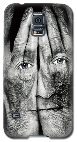 Cover Thy Faces Galaxy S5 Case