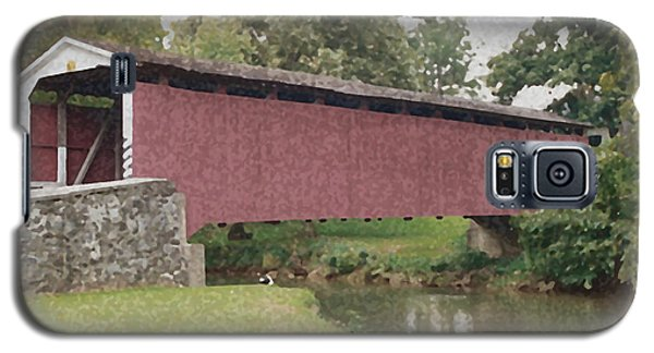 Covered Bridge Galaxy S5 Case