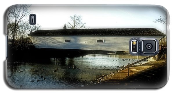 Covered Bridge - Elizabethton Tennessee Galaxy S5 Case