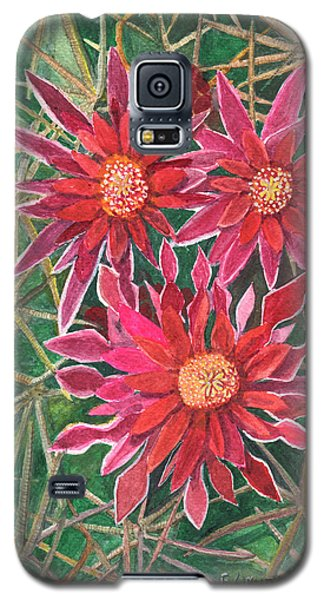 Coville Barrel Blossoms Galaxy S5 Case