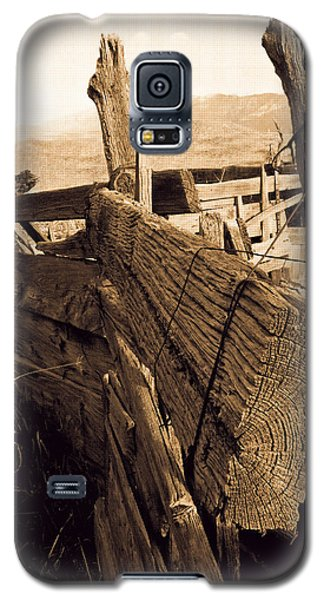 Cowboy Corral Galaxy S5 Case