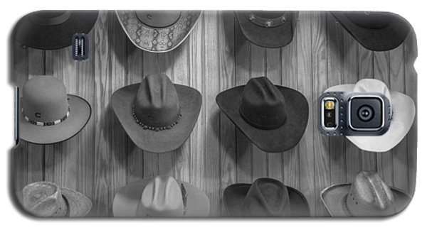 Cowboy Hats On Wall In Nashville  Galaxy S5 Case