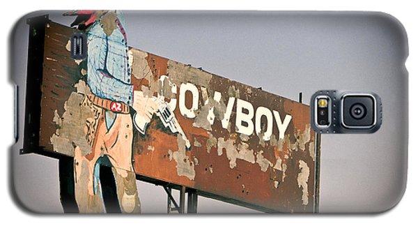 Cowboy Galaxy S5 Case