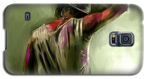Cowboy Galaxy S5 Case by Robert Smith