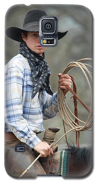 Cowboy Signature 13 Galaxy S5 Case