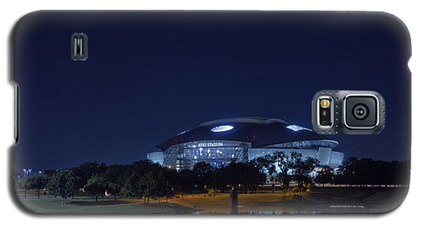 Cowboys Stadium Game Night 1 Galaxy S5 Case