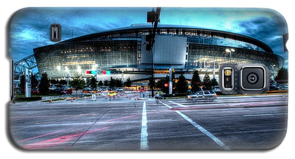 Cowboys Stadium Pregame Galaxy S5 Case