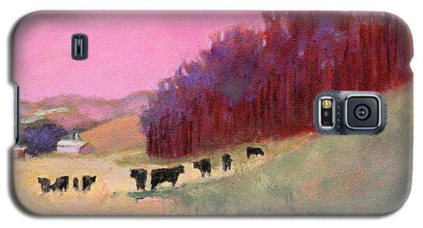 Cows 3 Galaxy S5 Case