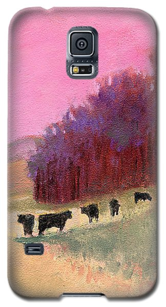 Cows 3 Galaxy S5 Case
