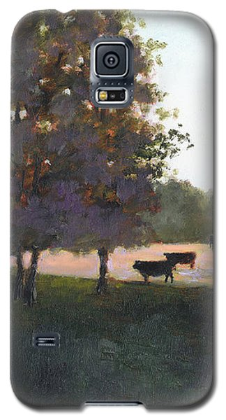 Cows 5 Galaxy S5 Case