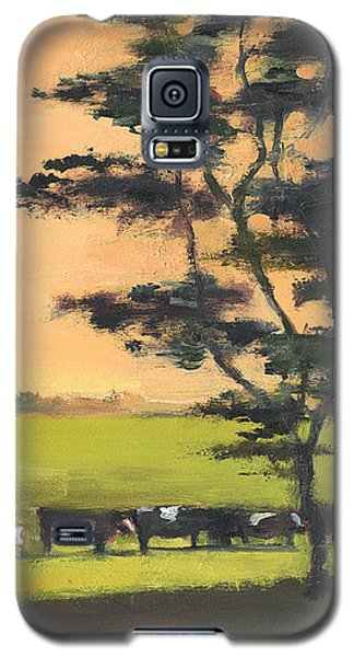 Cows 6 Galaxy S5 Case