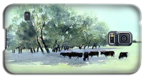 Cows 7 Galaxy S5 Case