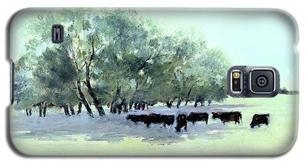 Cows 7 Galaxy S5 Case