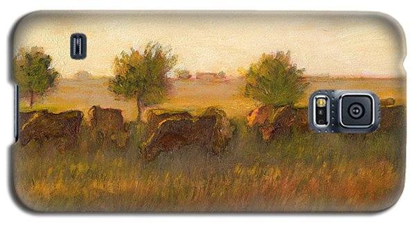 Cows1 Galaxy S5 Case