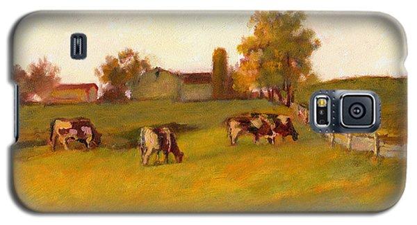 Cows2 Galaxy S5 Case