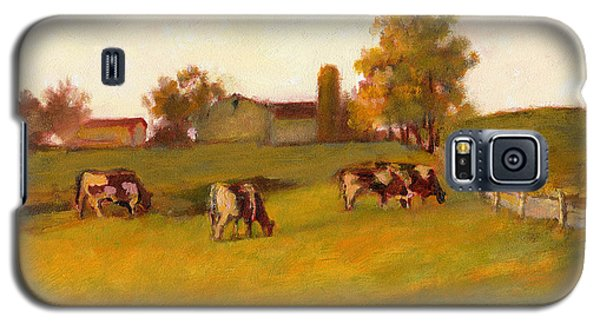 Cows2 Galaxy S5 Case