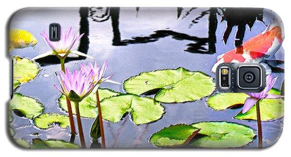 Coy Koi Galaxy S5 Case by Doug Kreuger