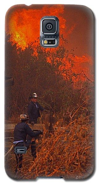 Coyote Fire - 1969 Galaxy S5 Case