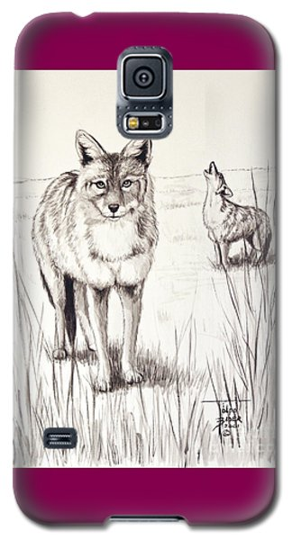 Coyote Life Galaxy S5 Case