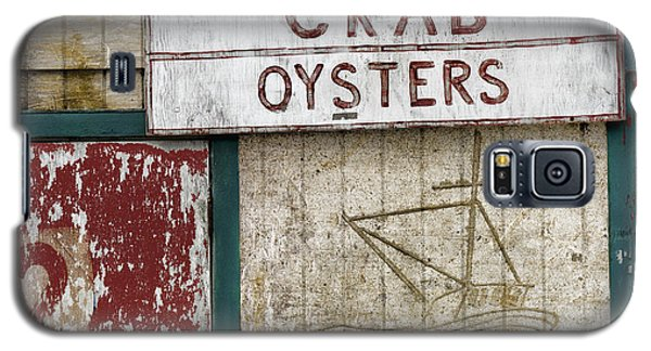 Crab And Oysters Galaxy S5 Case