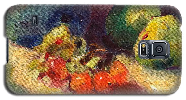 Crab Apples And Pears Galaxy S5 Case by Michelle Abrams