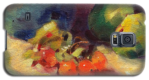 Crab Apples And Pears Galaxy S5 Case