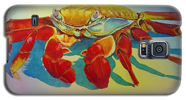 Colorful Crab  Galaxy S5 Case