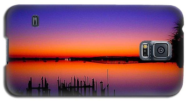 Crack Of Dawn Galaxy S5 Case