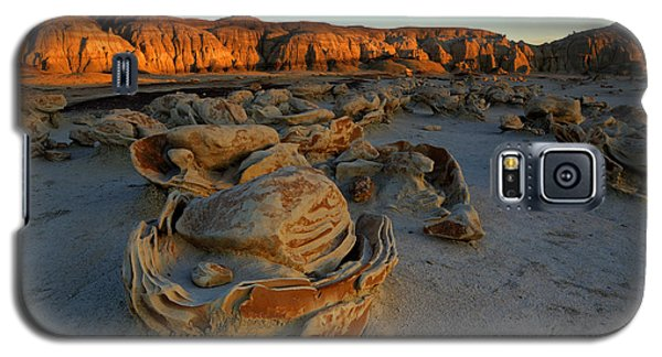 Cracked Eggs In The Bisti Badlands  Galaxy S5 Case