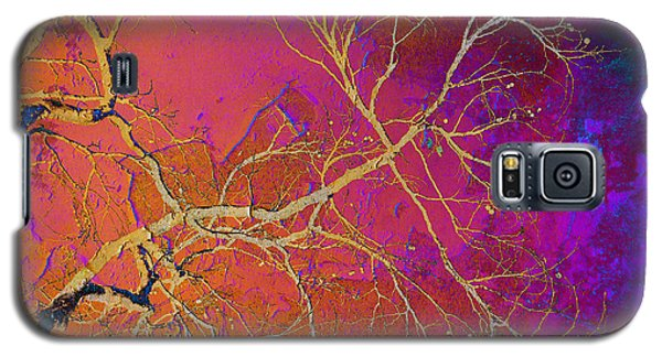 Crackling Branches Galaxy S5 Case