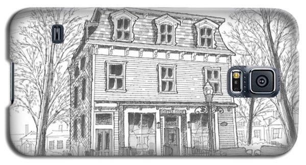 Cranberry's Cafe Circa 1884 Galaxy S5 Case