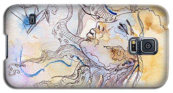 Cranes Galaxy S5 Case by Alexandra Louie