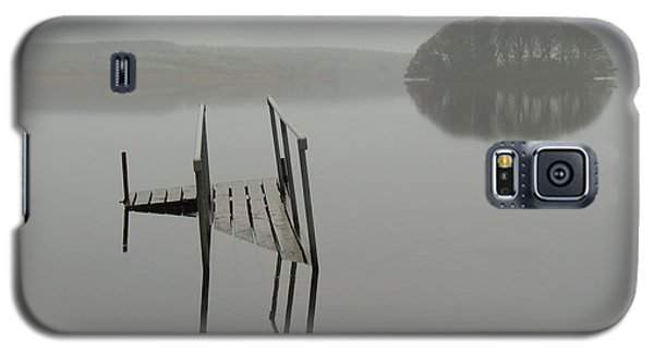 Crannog At Lake Knockalough Galaxy S5 Case