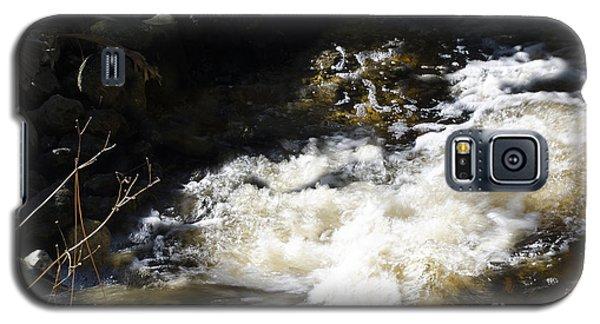 Crashing Water Galaxy S5 Case