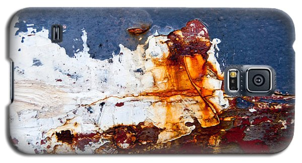 Crashing Wave Abstract Galaxy S5 Case