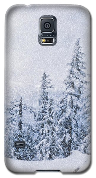 Crater Lake National Park In June Galaxy S5 Case