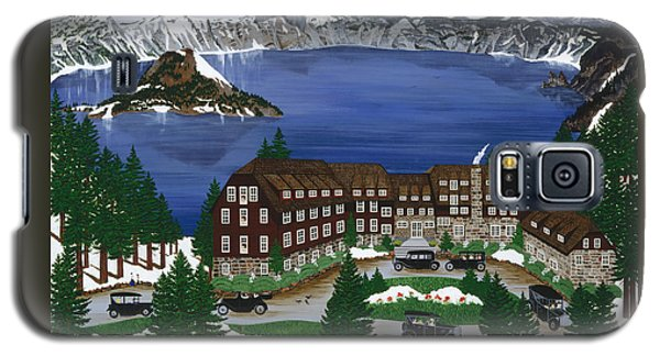 Crater Lake National Park Galaxy S5 Case