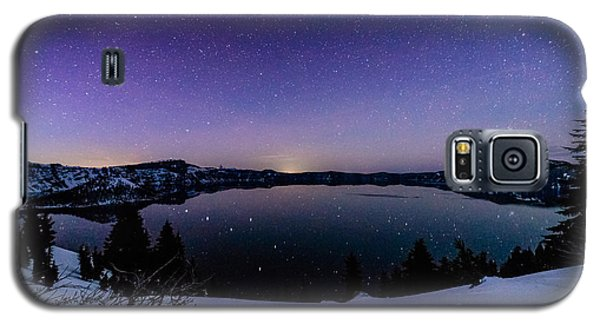 Crater Lake Reflections Galaxy S5 Case