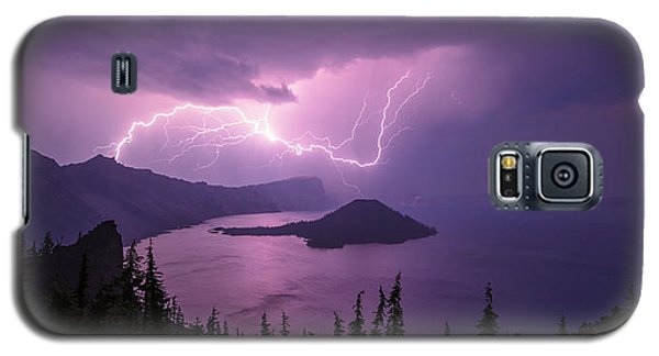Crater Storm Galaxy S5 Case