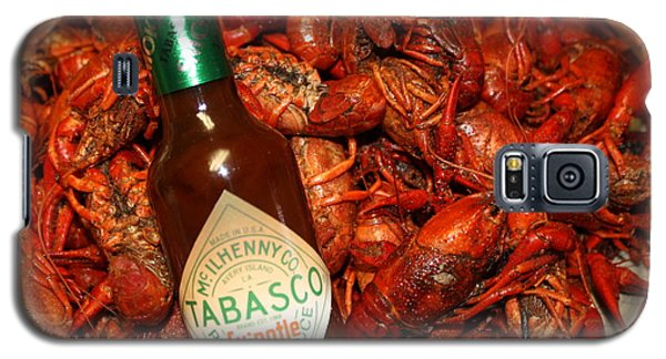 Crawfish And Tabasco Galaxy S5 Case