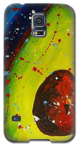 Crazy Avocado V Galaxy S5 Case