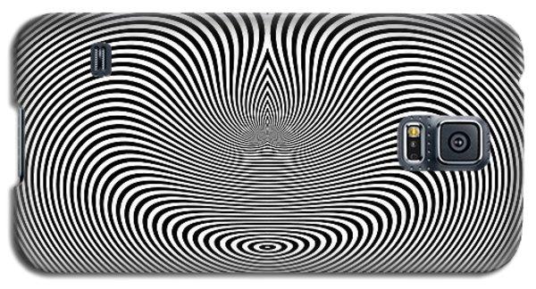 Crazy Circles Galaxy S5 Case