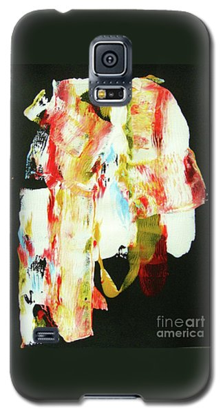 Crazy Horse  An American Hero Galaxy S5 Case by Roberto Prusso