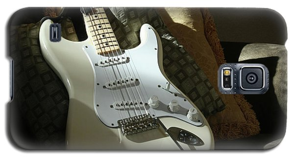 Cream Guitar Galaxy S5 Case