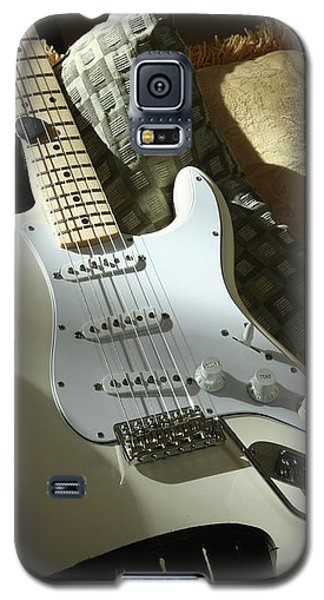 Cream Guitar Galaxy S5 Case