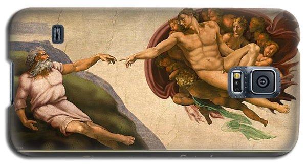 Creations Of Adam Galaxy S5 Case