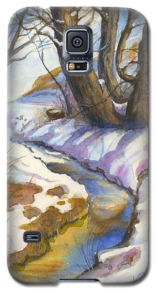 Creek At Bobcat Ridge Galaxy S5 Case
