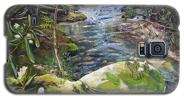 Creek -  Beyond The Rock - Mountaintown Creek  Galaxy S5 Case