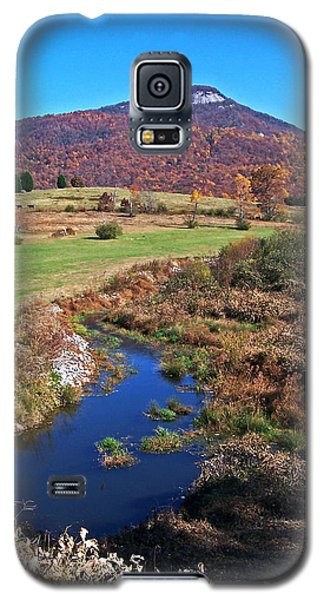 Creek In The Valley Galaxy S5 Case