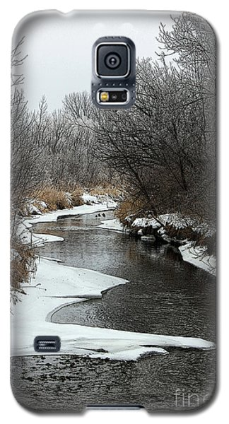Creek Mood Galaxy S5 Case
